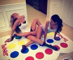 Lesbian girls play twister galleries 343