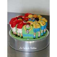 12 nouveauté euro 2016 portugal football trio mix comestibles gâteau toppers décorations