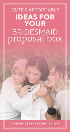 Looking for some cute and creative custom bridesmaids gift ideas for your besties? Check out this list of bridesmaids gifts from a variety of our favorite online shops! Bridesmaid Proposal Box, Be My Bridesmaid, Brides And Bridesmaids, Bridesmaid Gifts, Mini Emergency Kit, Bridal Emergency Kits, Wedding Activities, Personalized Tote Bags, Bachelorette Weekend