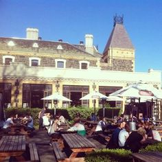 The Belgian Beer Garden