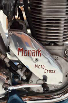 Monark at the Early Years of Motocross Museum. Motocross, Museums, Cars And Motorcycles, Engineering, Collections, Bmw, Detail, Vintage, Cars Motorcycles