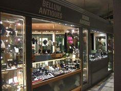 Robin Haydock & Bellum Antiques at Grays  www.graysantiques.com