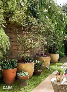 Casa.com.br Jardim com piscina e área de estar super aconchegante 4