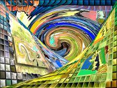 Gravuras Digital. Digital Arts.