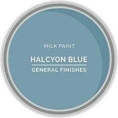 Best Blue Paint Colors, Office Paint Colors, Blue Wall Colors, Blue Gray Paint, Kitchen Paint Colors, Paint Colors For Home, Furniture Paint Colors, Best Office Colors, Ocean Blue Paint