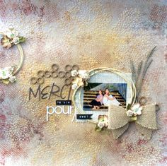 12/10/2014 Kids Scrapbook, Scrapbook Pages, Mixed Media, Creations, Layout, Craft Ideas, In This Moment, Frame, Crafts