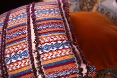 #Evofabrics #Decoration #Geometric #Fabrics #Cushions #WeloveDecoration