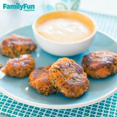 Sweet Potato Patties: Mashed sweet potatoes play the starring role in these savory, panfried cakes.