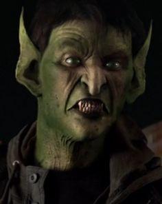 "Fuchsteufelwild are goblin-like Wesen that torture through egotistical games. First seen in season two's episode ""Nameless."""