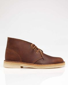 Clarks Desert Boot In Beeswax. Shop at wantering.com