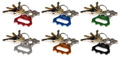 Resource Revival Bottle Opener Key Chains. Fun, flexible, recycled bicycle chain
