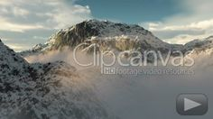 Check out this Mountain Wilderness Snow Animation HD Stock Footage Clip. Tracking shot made at dawn. Long shot. 2010-03-17.