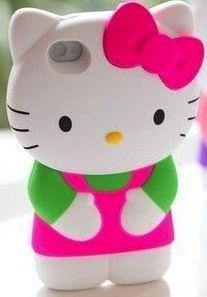 3D Hello Kitty iPhone 4S Case