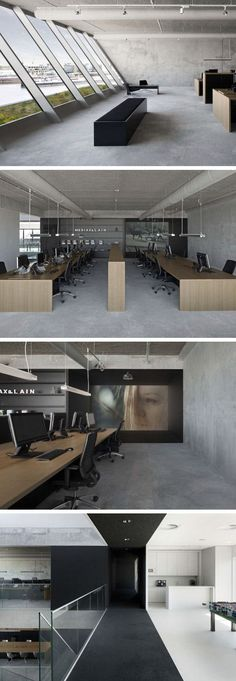 i29 Interior Architects have collaborated with VMX Architects to create the office for MediaXplain, a media agency in Amsterdam, The Netherlands.