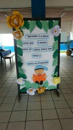 Spring Activities, Craft Activities For Kids, Kindergarten Activities, Crafts For Kids, School Board Decoration, Class Decoration, School Decorations, Classroom Birthday, Classroom Board