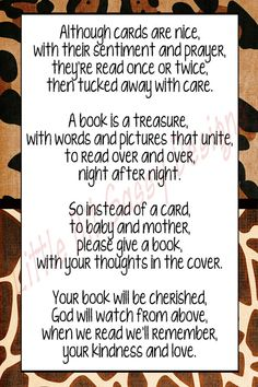 a wishing well poem to be included in the invitation to a baby, Baby shower invitation