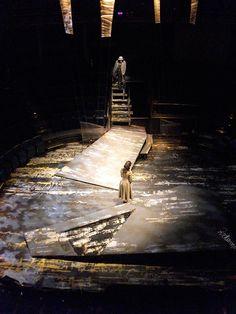 Lis Evans - Hamlet. Northern Broadsides New Vic Theatre. 2011