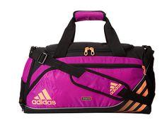 adidas Team Speed Duffel Small at 6pm.com Duffel Bags 59a3915535589