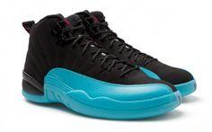 air jordan xii gamma blue nikestore 570x356 Air Jordan 12 Gamma Blue   Nikestore Release Info