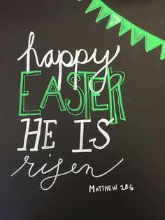 Matthew 28, Easter Season, Activities