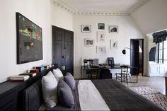 Appartement parisien de la décoratrice Sarah Lavoine