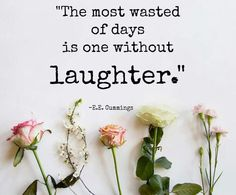 Your days with out laugh!