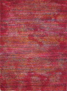 Boardwalk Red/Magenta Area Rug