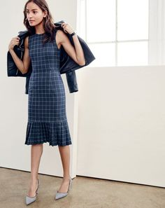 What we do at J.Crew: 30-second outfits (for the office). Less time getting dressed. More time having coffee.