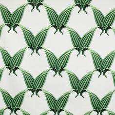 S3192 Verdigris Green Fabric, Floral Fabric, Lush Green, Pink And Green, Greenhouse Fabrics, Pattern Matching, Green Print, Novelty Print, Drapery Fabric