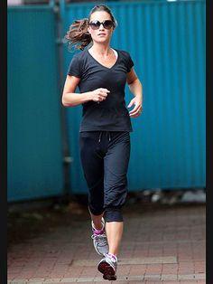 | Pippa Middleton Running Style |