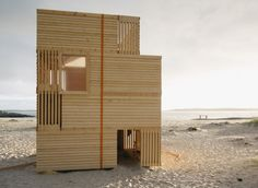 Nomadic Shelter par SALT Siida Workshop - Journal du Design