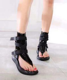 Lv sandal sexy flats