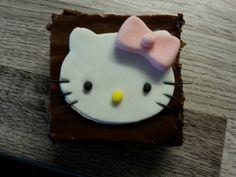 Hello kitty suklaaleivos