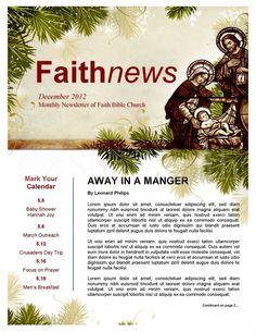 Away-in-a-Manger-Church-Newsletter-Template