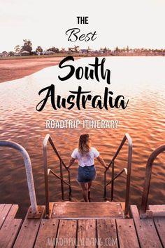 The Perfect East Coast Australia Road Trip Itinerary The Best South Australia Road Trip Itinerary Perth, Brisbane, Melbourne, Sydney, Australia Beach, Coast Australia, Visit Australia, Australia Holidays, Backpacking Europe