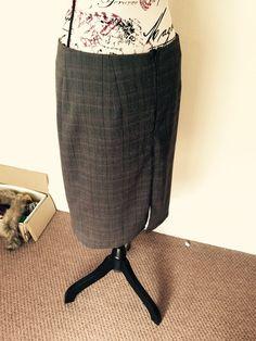 First wearable skirt an has been worn for work