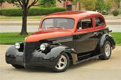 1939 Chevrolet Master 85 Street Rod