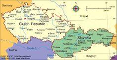 separacion chequia eslovaquia - Buscar con Google