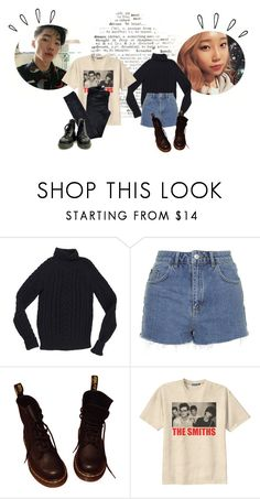 """""""Junsu & Sooyoung // Lunch with friends"""" by kaen-official ❤ liked on Polyvore featuring Old Navy, Isabel Marant, Topshop, Dr. Martens, Retrò and Vanessa Bruno Athé"""