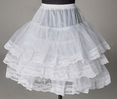 Layered petticoat Semi Formal Wear, White Cocktails, Baby Co, Pattern Making, Dressmaking, Tutu, Lace Shorts, Ruffles, Lace Wedding