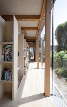 Double Circular Rings in Todoroki / Teppei Fujiwara Architects Labo
