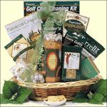 Every golfer loves golfing, but did you know that golfers also love to get golf gift baskets?  Yes, they do!