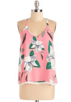 Spring Trends - Looks on the Bright Side Top