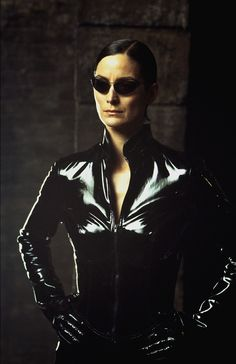 Trinity (Carrie Anne Moss) | The Matrix Trilogy
