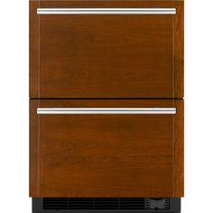 "Jenn-Air24"" Refrigerator/Freezer Drawers JUD24FCECX"