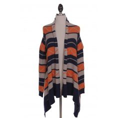 Skis and Stripes Sweater by BB Dakota - RusticVogue