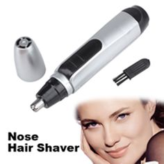 Nose Ear Face Hair Electric Trimmer Shaver Cleaner Removal Clipper Shaver for Man Women Eyebrow Shaver Makeup Tools T2N2 #clothing,#shoes,#jewelry,#women,#men,#hats,#watches,#belts,#fashion,#style