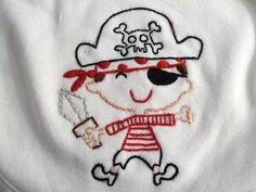 Dibujo de pirata