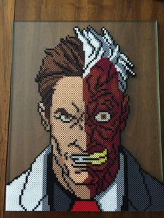 Here is my new Two-Face piece. Art inspired by Phil Cho from deviantart.