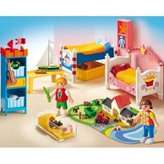 Playmobil - Children's bedroom